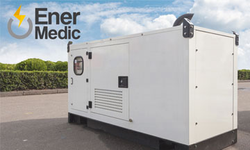 With Enermedic, We Monitor Your Generator Requirement